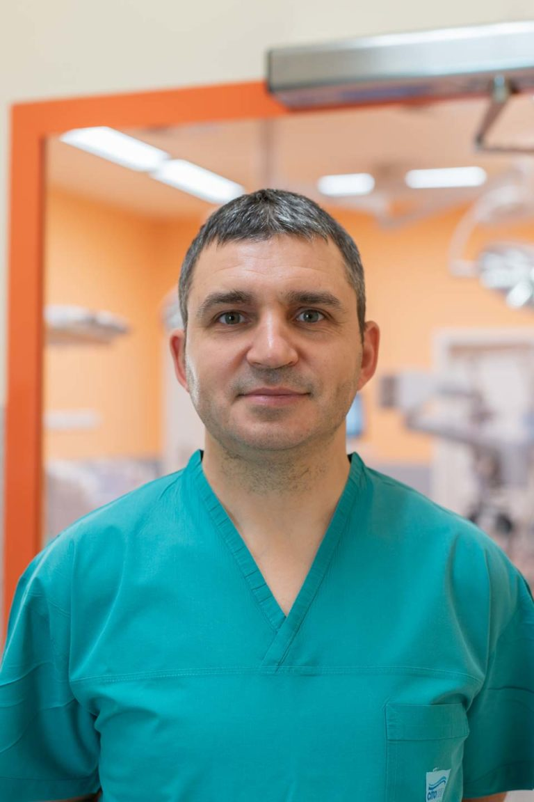 Andrzej Warzocha, ortopeda, traumatolog narządu ruchu