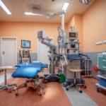 Blok operacyjny w Centrum Chirurgii Stopy